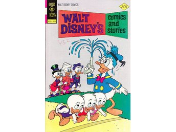 Walt Disneys Comics and Stories nr 432 (1976) / VG / bra lässkick