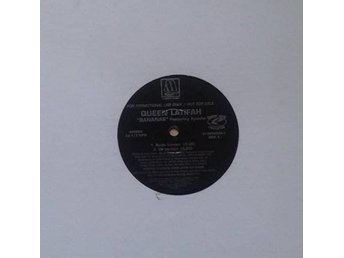 Queen Latifah Feat: Apache title* Bananas* 90's Hip-Hop US 12 Inch