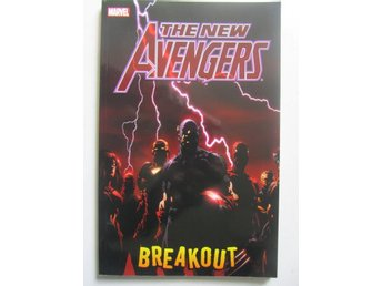 New Avengers Vol 1 Breakout