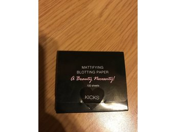 Kicks mattifying blotting paper 100st