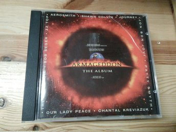 Armageddon (The Album), CD