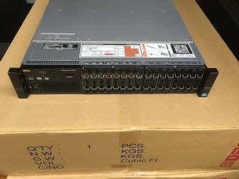 "Dell Poweredge R820 2x E5-4620 48GB 16x2,5"" PERC H710 iDRAC 2xPSU"