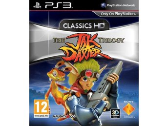Jak & Daxter HD Trilogy - Playstation 3