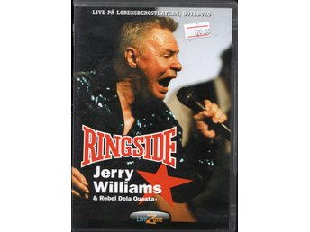 DVD Jerry Williams Ringside