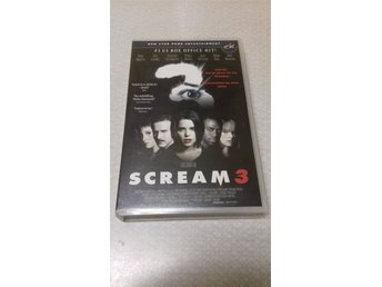 SCREAM 3. FD HYR VHS