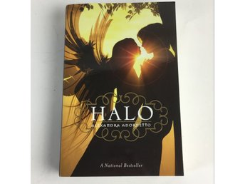 Bok, Halo, Alexandra Adornetto, Pocket, ISBN: 9780312674366, 2018