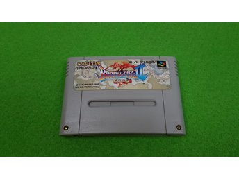 Breath of Fire 2 till NTSC-J Super Nintendo Snes