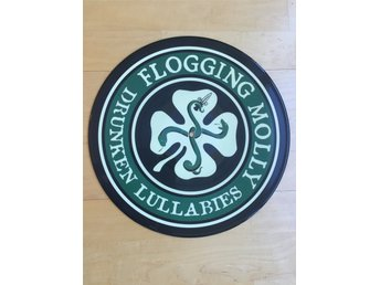 Flogging Molly Drunken Lullabies vinyl picturedisc