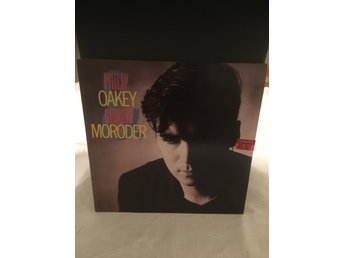 Philip Oakey & Giorgio Moroder, Original, Virgin, GER, 1985