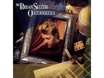 Brian Setzer Orchestra, The - s/t - CD