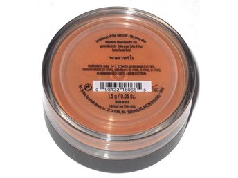 Bareminerals blush/rouge all over face color warmth 1,5g