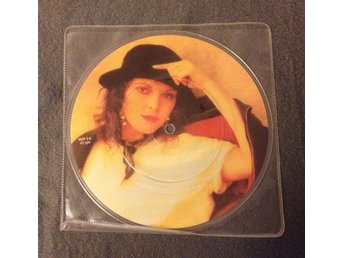 PAT BENATAR - All Fired Up/Cool Zero (BILDSKIVA/PICTURE DISC)