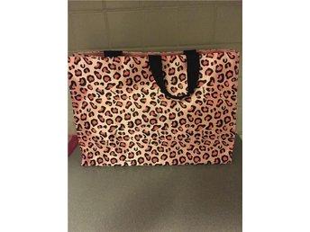 Snygg rosa leopard väska från Jackie NY SLUTSÅLD - Spånga - Snygg rosa leopard väska från Jackie NY SLUTSÅLD - Spånga