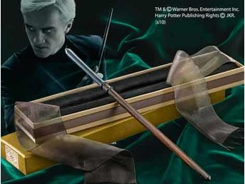 Harry Potter Trollstav Draco Malfoy