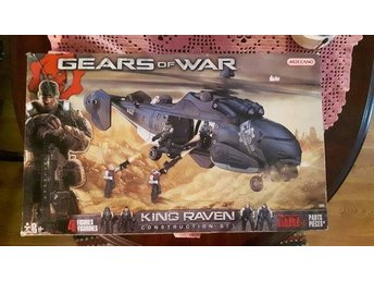 Gears Of War, King Raven Construction set Meccano