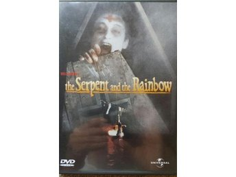 DVD The Serpent and the Rainbow Bill Pullman 1988