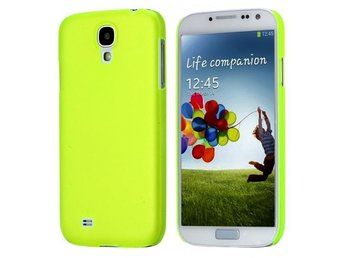 Samsung Galaxy S4 I9500 Skal Limegrön - Kista - Samsung Galaxy S4 I9500 Skal Limegrön - Kista