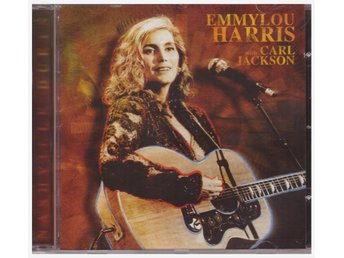 EMMYLOU HARRIS with CARL JACKSON   CD