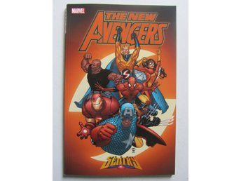 New Avengers Vol 2 The Sentry