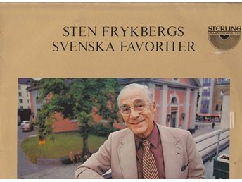 Sten Frykbergs svenska favoriter