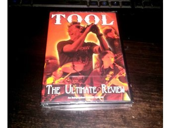 TOOL-ULTIMATE REVIEW THE DVD Nyskick(Oöppnad.