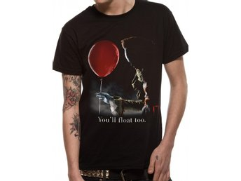 IT - PENNYWISE RED BALLOON (UNISEX) - Extra-Large