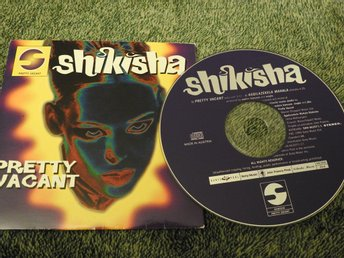 Shikisha Pretty Vacant CD Singel  1995