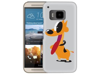 HTC One M9 Skal Glad Hund