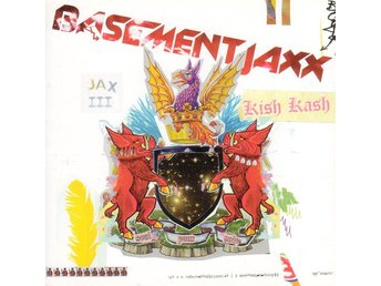Basement Jaxx - Kish Kash (CD, Album, Son)