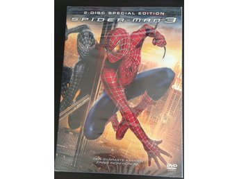 Spider-Man 3 (Tobey Maguire) 2007 - 2-DVD NY