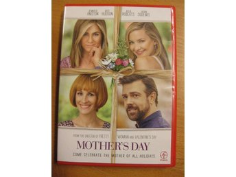 MOTHERS DAY - JENNIFER ANISTON, KATE HUDSON, JULIA ROBERTS - DVD 2016