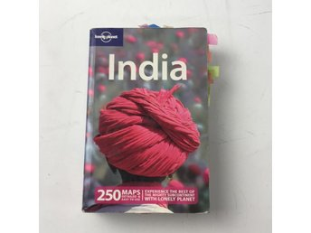 Lonely Planet, Bok, India