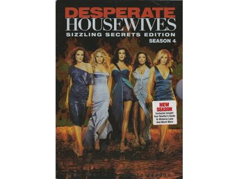 Desperate Housewives Säsong 4 Box - 6-DVD