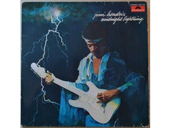 Jimi Hendrix Midnight lightning Vinyl LP 1975
