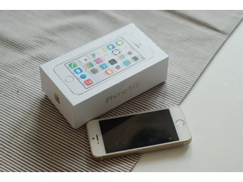 iPhone 5s guld gold 32GB