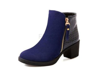 Dam Boots boot heels footwear shoes P16077 EUR Blue 41