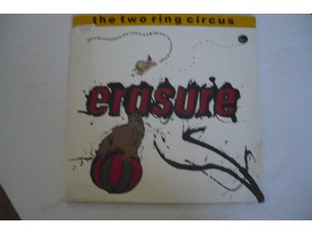 ERASURE THE TWO RING CIRCUS