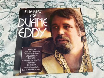 DUANE EDDY - THE BEST OF LP 1972
