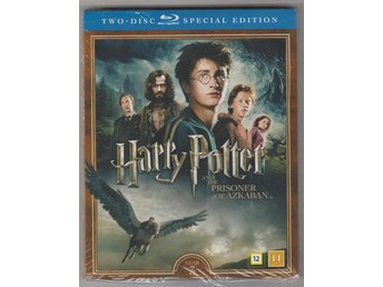 Harry Potter and the Prisoner of Azkaban 2 DVD SET SPECIAL EDITION BLU RAY DVD