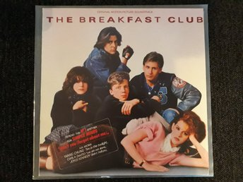 THE BREAKFAST CLUB - Soundtrack LP