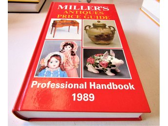 Miller´s Antiques Price Guide  1989
