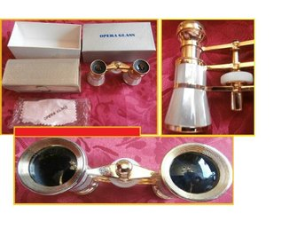 1950s, MIGNON 3 X Opera Glasses Mint Condition!
