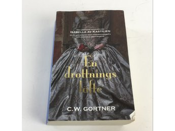 Bok, En drottnings löfte, C. W. Gortner, Pocket, ISBN: 9789187519444, 2015