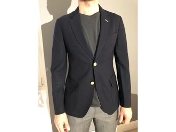 Gant Club Blazer 50 slim navy