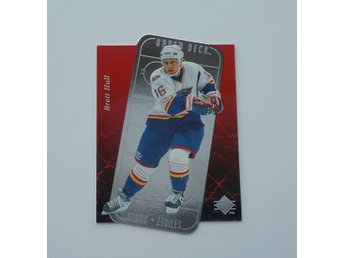 Upper Deck SP star etoiles  BRETT HULL   se info
