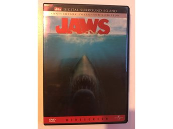 Jaws (Hajen): DTS anniversary collector's Edition