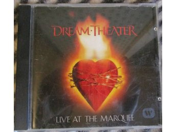 CD Dream Theater Live at the Marquee