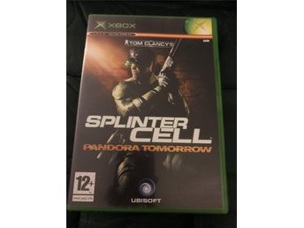 Splinter Cell Pandora tomorrow till X-box
