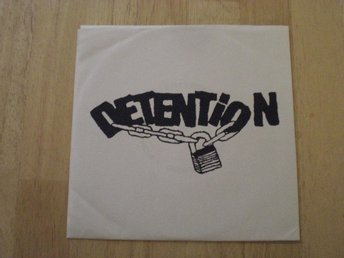 Detention - Too Noisy (Live 1984) 7""