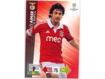 AIMAR  - BENFICA  -CHAMPIONS LEAGUE 2012-2013